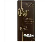 Baking Chocolate 85% Dark 10 of 4 OZ By THEO CHOCOLATE