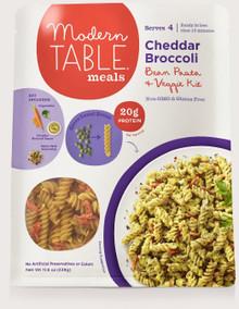 Cheddar Broccoli 6 of 11.6 OZ By MODERN TABLE