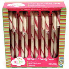 Candy Canes 24 of 5 OZ By TRUJOY SWEETS