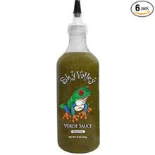 Verde Sauce GF (Frog) 6 of 16 OZ By SKY VALLEY