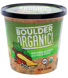 Golden Quinoa & Kale 8 of 24 OZ By BOULDER ORGANIC