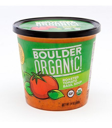 Roasted Basil Tomato 8 of 24 OZ By BOULDER ORGANIC