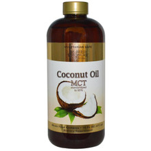 Buried Treasure Coconut Oil 16 fl oz (473 ml)