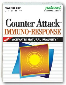 Counter Attack Immuno-Response 30 Tablets From Rainbow Light