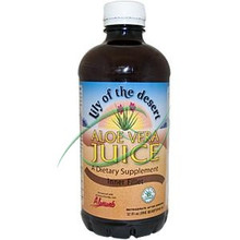 Aloe Vera Juice 32 fl oz (946 ml) From Lily of the Desert