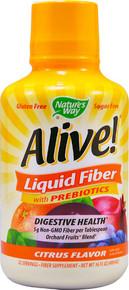 Alive! Liquid Fiber Citrus 16 OZ By Nature'S Way
