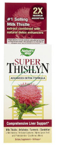 Super Thisilyn 60 Vegetarian Capsules  From Nature's Way