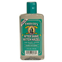 After Shave Witch Hazel 4 oz. From Thayers