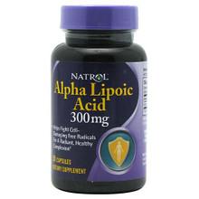 Alpha Lipoic Acid 300 mg 50 Capsules From Natrol