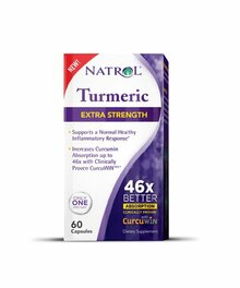High Absorption Turmeric 60 CAPSULE By Natrol