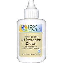 Alkalizing Booster pH Drops 1.25 oz Body Rescue