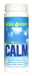 Natural Calm 8 oz Peter Gillham's Natural Vitality