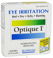 Optique 1 Eye Drops Eye Irritation Relief 10 dose from Boiron
