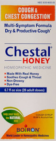 Chestal Cough Syrup 6.7 OZ By Boiron
