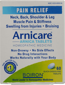 Arnicare Arnica Tablets 60 Tablet  From Boiron