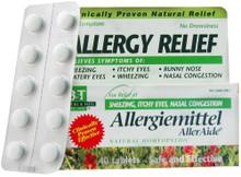 Allergiemittel AllerAide 40 Tablets From Boericke & Tafel