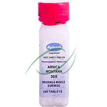 Arnica Montana 30X 250 Tablets From Hyland's