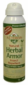 All Terrain Herbal Armor Insect Repellent BOV Spray 3 oz