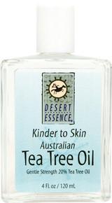 Kinder To Skin Tea Tree Oil 4 oz Desert Essence