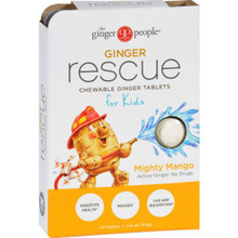 Ginger Rescue Mighty Mango 10 PC By Go