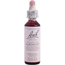 Agrmony 20 ml 0.7 fl oz From Bach Original Flower Essences