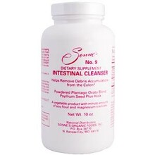 No. 9 Intestinal Cleanser 10 oz From Sonne's