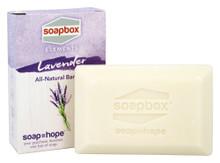 All Natural Bar Soap Lavender 5 OZ By Soapbox