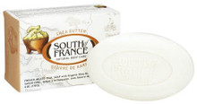 Bar Soap Oval Shea Butter 6 OZ By South Of France