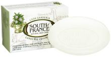 Bar Soap Oval Lush Gardenia 6 OZ By South Of France