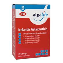Icelandic Astaxanthin 12mg 30 CAPSULE By Algalife