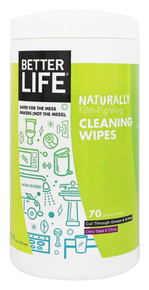 All-Purpose Cleaner Wipes 70 CT By Better Life