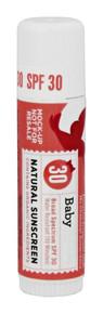 Baby SPF 30 Natural Sunscreen Stick 0.6 OZ By Goddess Garden