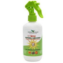 Goddess Garden Continuous Spray Natural Sunscreen SPF30 6 oz