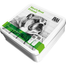 Man's Best Friend Duo Tin (Original Face Wash & Original Moisturiser) 2 CT By Bulldog Natural Skincare