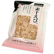 Mini Dried Shrimp White 0.8 oz  From AFG