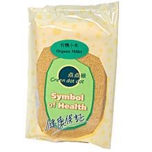 Organic Millet 3.53 oz  From Green Dot Dot
