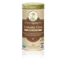 Caramel Chai Red, 6 of 22 BAG, Zhena'S Gypsy Tea