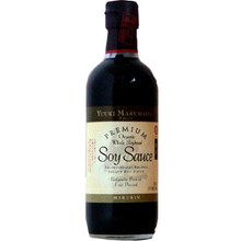 Organic Marudaizu Soy Sauce 17.6 oz  From Marukin