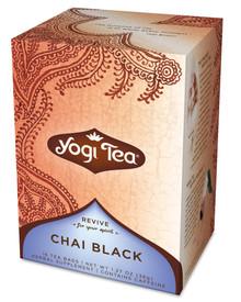 Chai, Black, 6 of 16 BAG, Yogi Teas