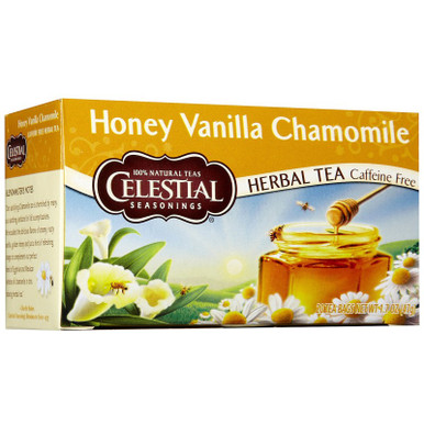Groceryandfood.com offers Honey Vanilla Chamomile, 6 of 20 ...