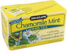 Chamomile W/Mint, 6 of 20 EA, Bigelow