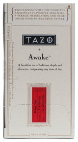 Awake English Breakfast, 6 of 20 BAG, Tazo
