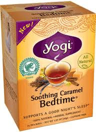 Bedtime, Soothing Caramel, 6 of 16 BAG, Yogi Teas