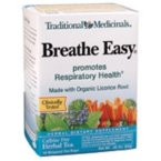 Breathe Easy , 6 of 16 BAG, Traditional Medicinals