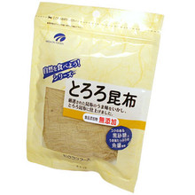 Hirokon Tororo Konbu Dried Seaweed 1.6 oz  From Hirokon