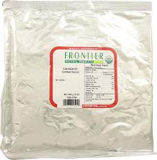 Cornstarch, 1 LB, Frontier Natural Products