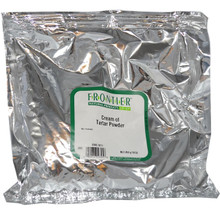 Cream of Tartar, 1 LB, Frontier Natural Products