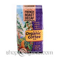 French Roast Decaf, 2 of 2 LB, Organic Coffee Co.