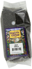 Gorilla Decaf, 2 of 2 LB, Organic Coffee Co.