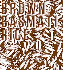 Basmati Brown Rice, FS, 25 LB, Lundberg